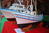 Sicilian Fishing Boat Model