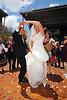 Sicilian Wedding, Tarantella Bridal Couple