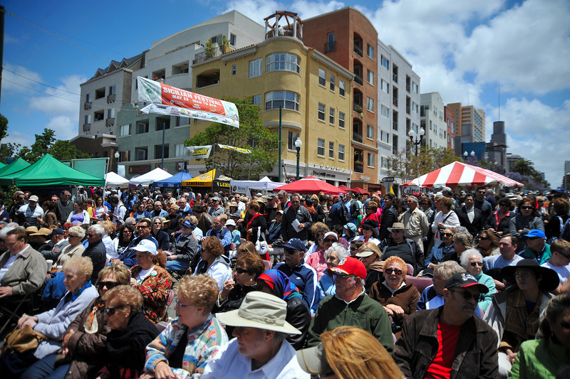 Crowd, Sicilian Festival Main Stage