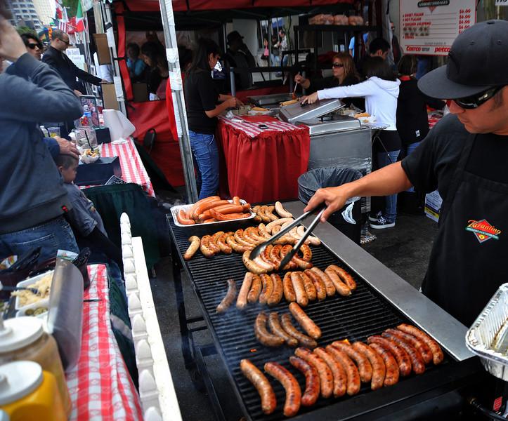 Food, Tarantinos Sausages