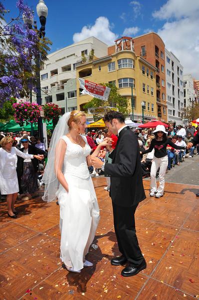 Sicilian Wedding, First Dance, Banner