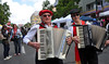 Entertainment, Duo Accordions and Crowd