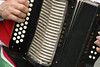 Accordions abound on every street corner at San Diego's Sicilian Festival.
