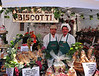 "Frankie's Old World Biscotti booth won the ""Best of Show"" for decor and design at the 2008 Sicilian Festival."