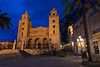 Plazza Duomo - build in the 12th century by Roger II.