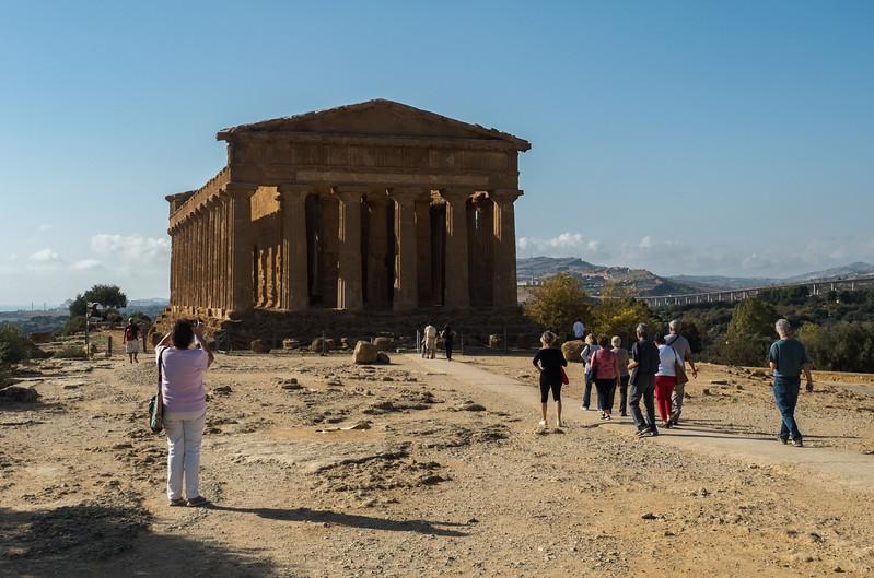 Temple of Concordia (430 BCE), Agrigento