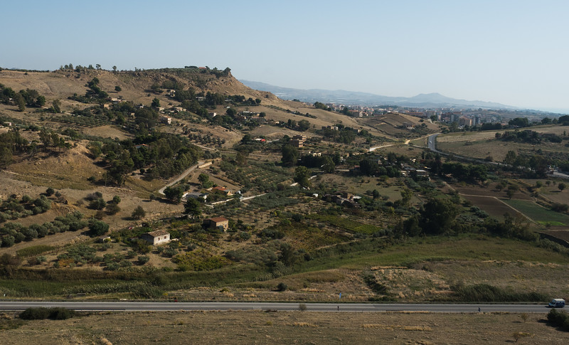 Agrigento Countryside