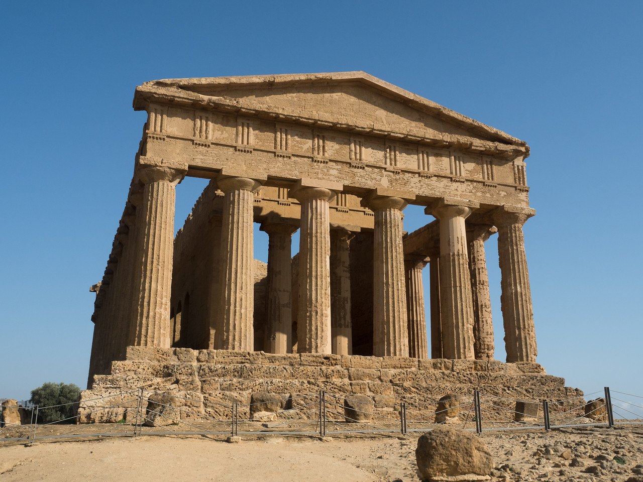 Temple of Concordia (430 BCE)