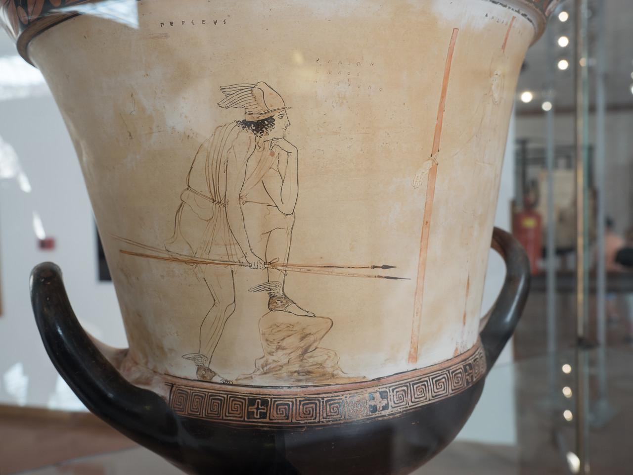 Greek Crater, Museo Archeologico Regionale di Agrigento