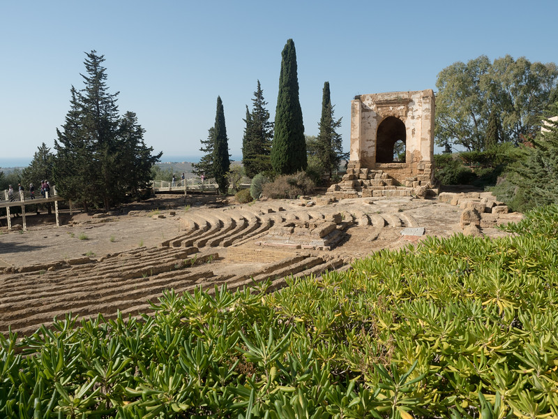 Greek Theatre, Agrigento