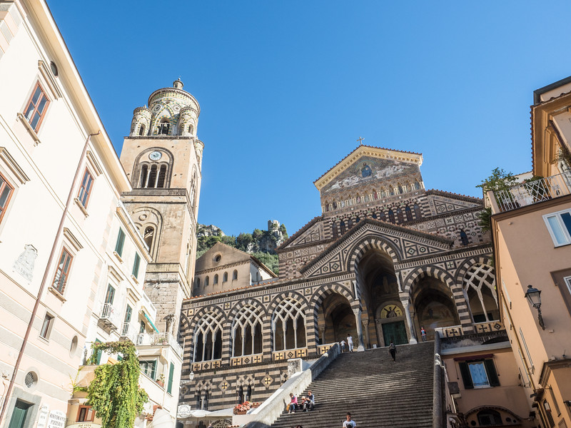 Saint Andrew's Cathedral, Amalfi