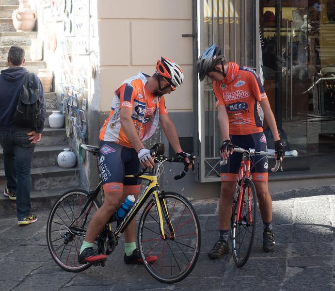 Amalfi Cyclists