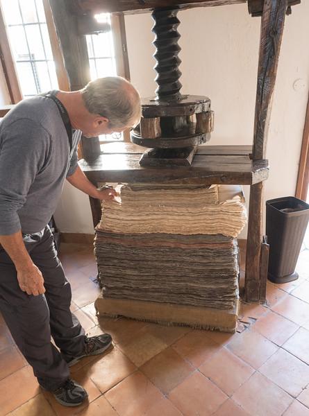 Museum of Handmade Paper (Museo della Carta)