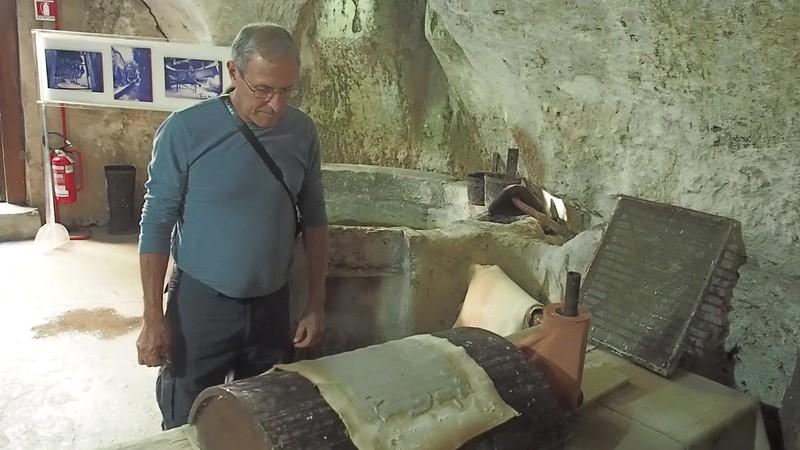 Saul Makes Paper