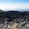 Lava field at Mt Etna