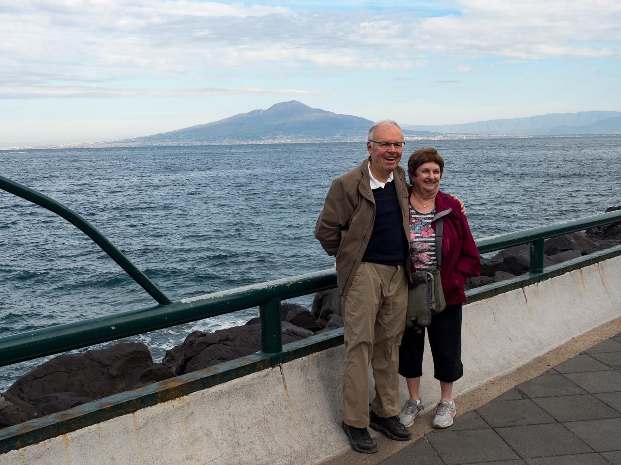 Alec and Kathy