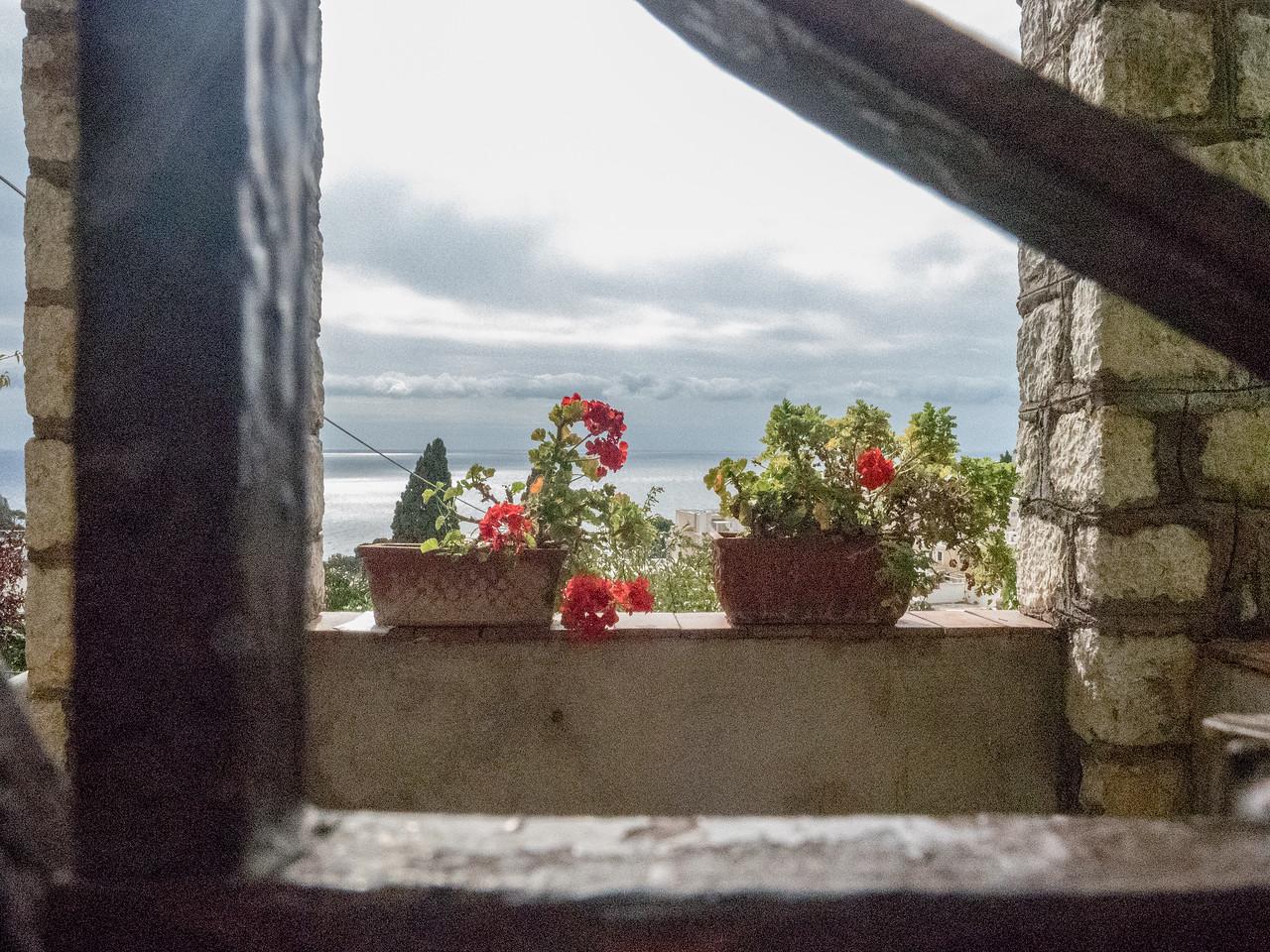 Capri Scene