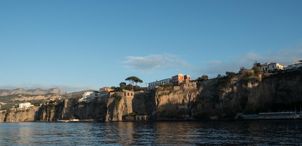Leaving Capri