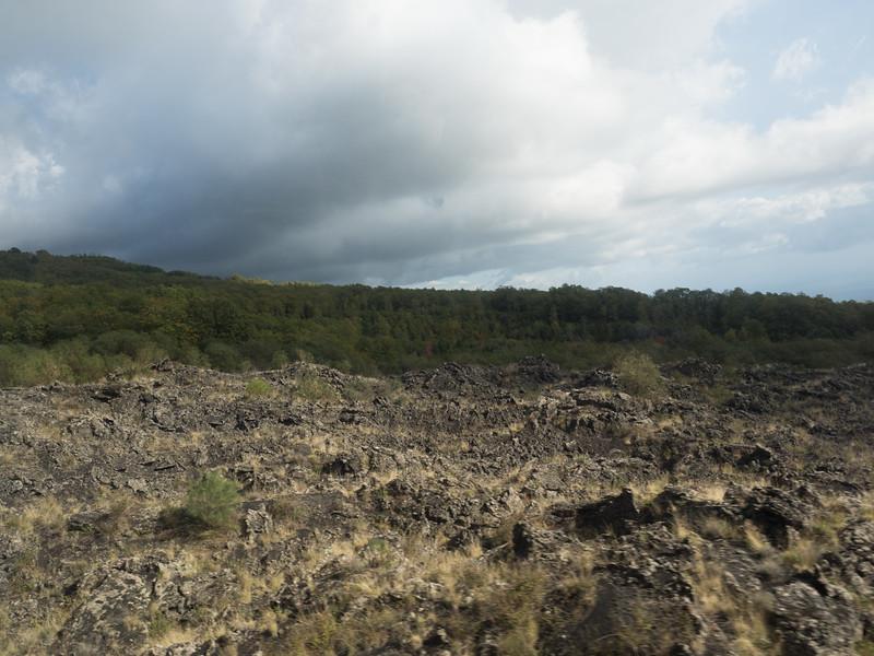 Mt Etna Lava