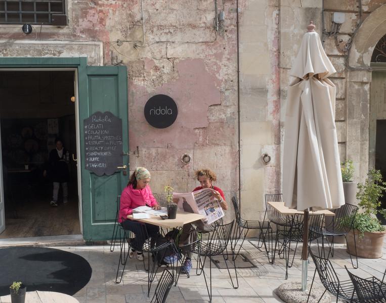 Matera cafe