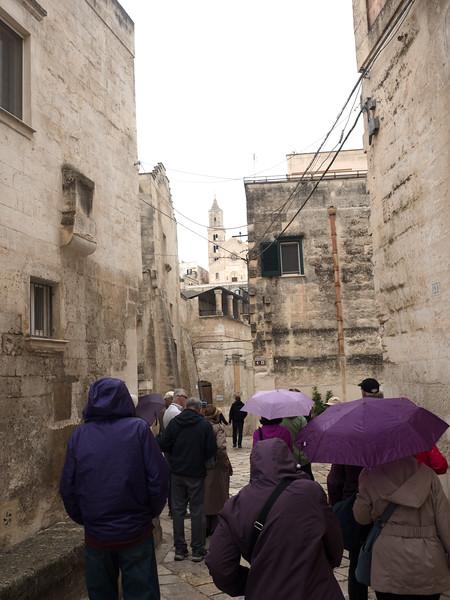 Matera Tour