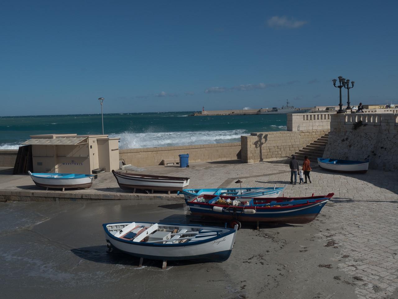 Otranto Harbor