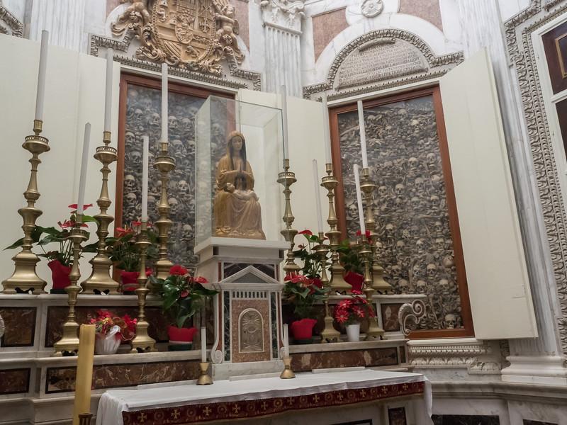 Otranto Cathedral, Ossuary Chapel