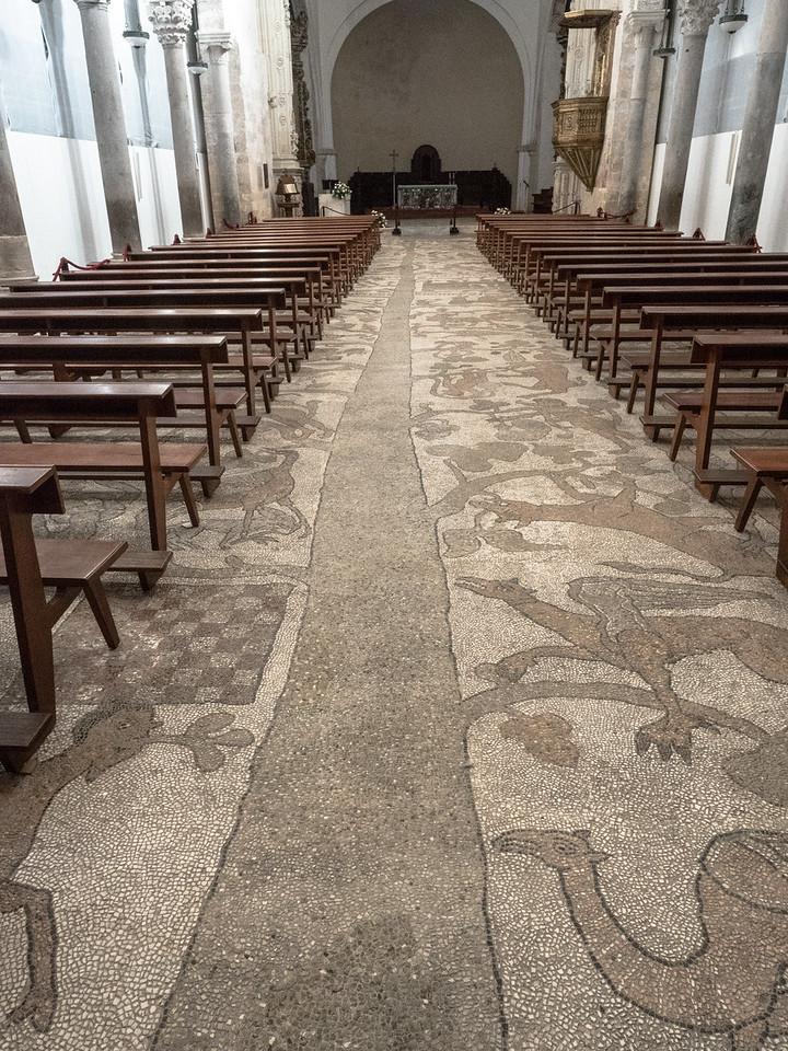 "Otranto Cathedral Mosaic ""Tree of Life"""