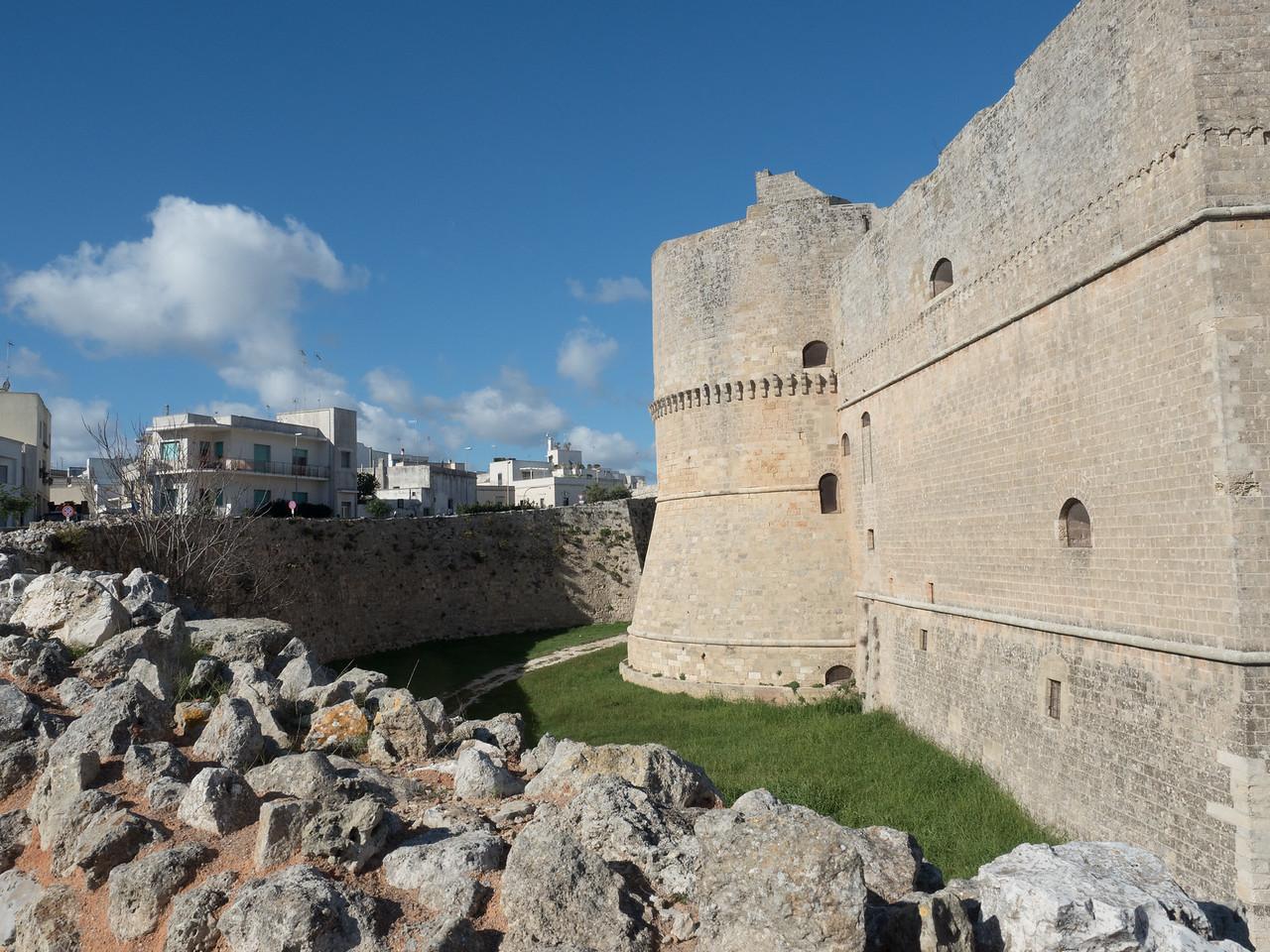 Otranto, Castello Aragonese