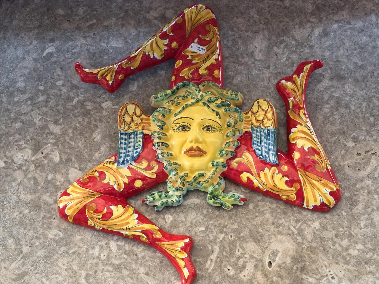 Sicily Symbol