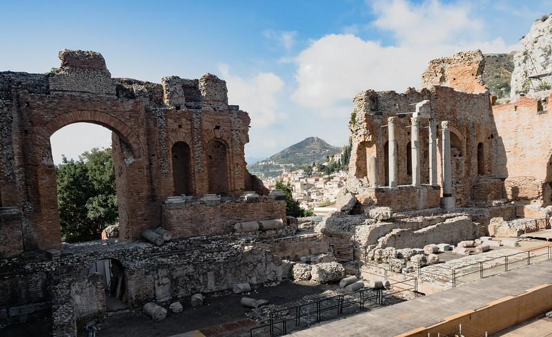 Greek Theater, Taomina