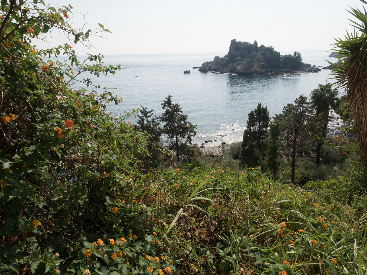 Isola Bella, Taomina