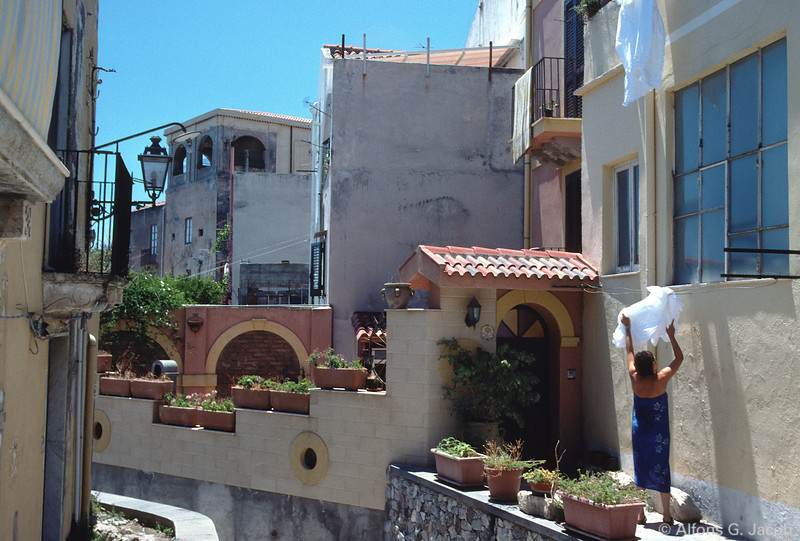Outskirts, Milazzo, Sicily, Italy