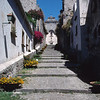 Stairway to the Cathedral, Isola Lipari, Aeolian Islands, Italy