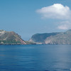 From Isola Vulcano to Isola Lipari, Aeolian Islands, Italy
