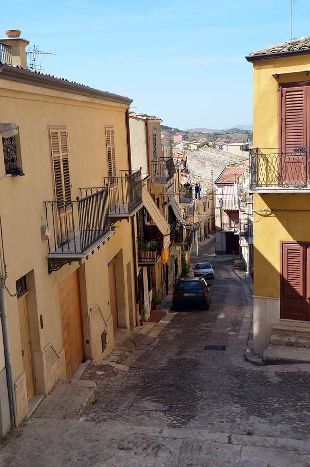 A street in Corleone