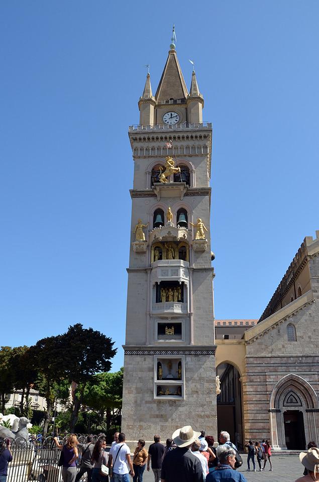Messina clock tower