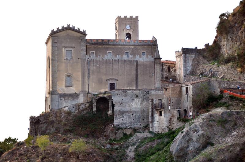 Chiesa di S. Nicole, Savoca, Sicily