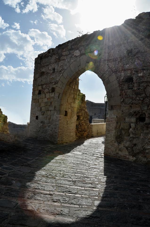 Entrance to Savoca