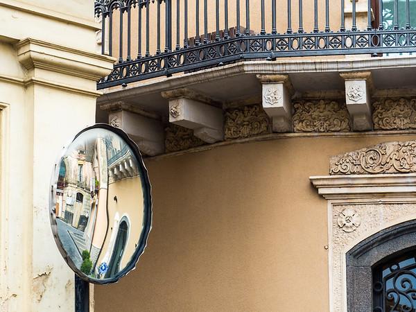 Reflecting Castiglione di Sicilia