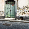 Loving the doorways in Castiglione di Sicilia