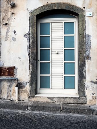 Loving the doorways in Castiglione di Sicilia