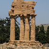 Temple of Castor & Pollox, Agrigento, Sicily