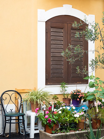 Windows of Taormina