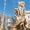 Fountain of Diana, Ortygia (Siracusa)