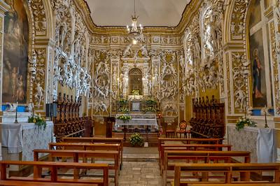 Castelbuono in the Madonie, Sicily