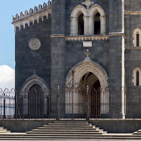 Santa Maria's Church of Randazzo