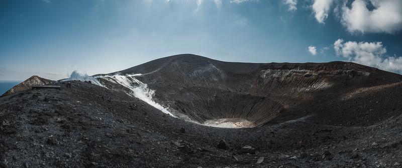 Vulcano Panorama