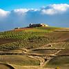 Sicilian landscape, Near Corleone, Sicily Des 16, 2017