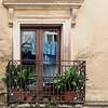 Blue Reflections in Castiglione di Sicilia